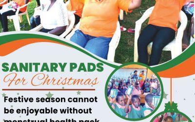Sanitary Pads for Christmas