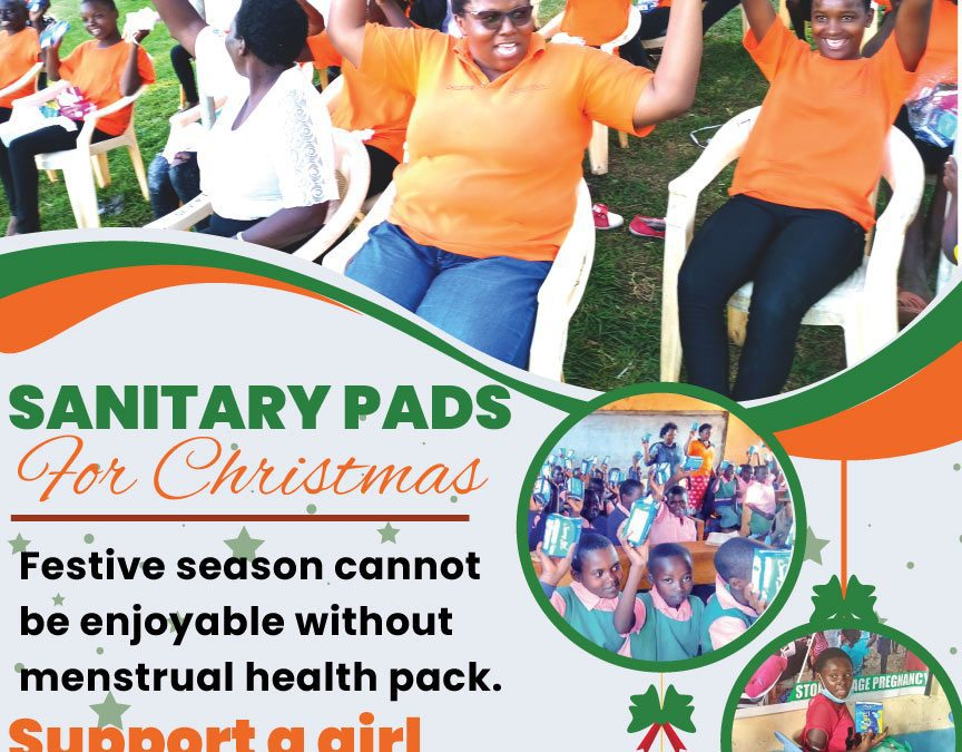 Sanitary Pads for Christmas